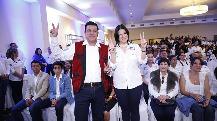 Galdámez y Marroquín los elegidos por FCN-Nación
