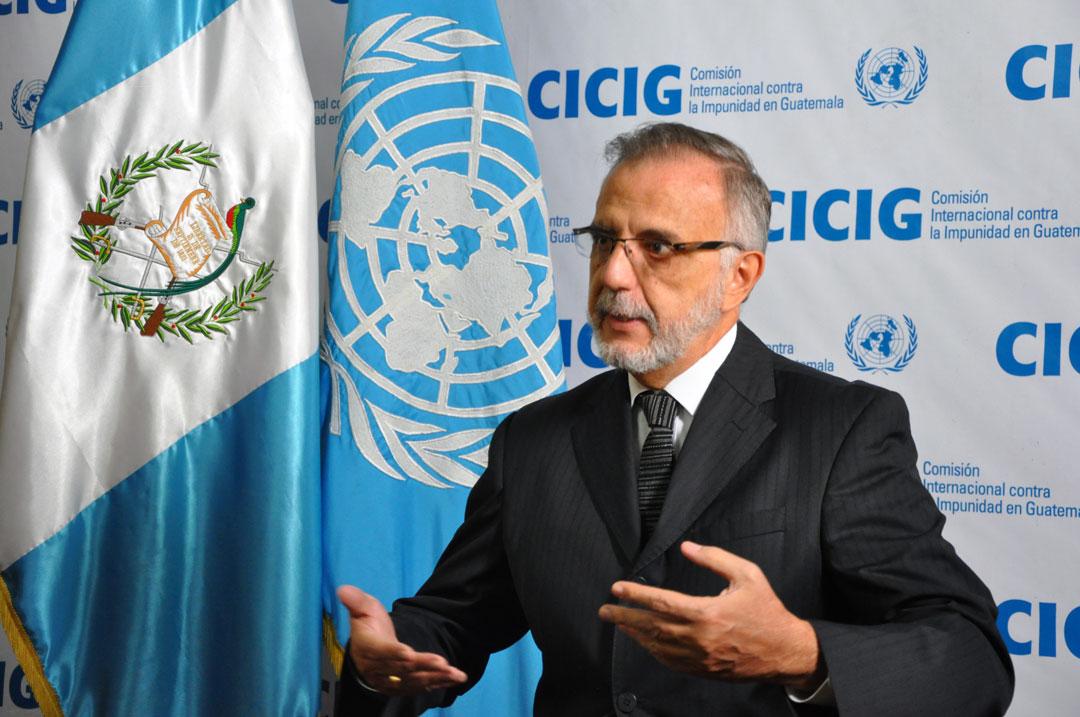 Iván Velásquez: el financiamiento electoral ilícito continúa