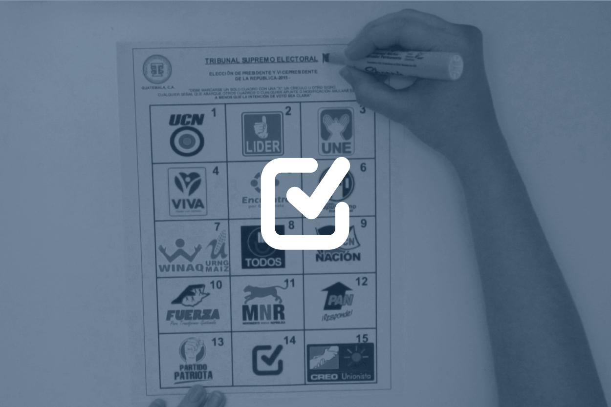 El voto en blanco y el voto nulo