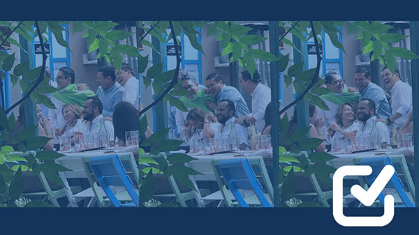 Las fotos de Jordán Rodas con miembros de la UNE fueron sacadas de contexto